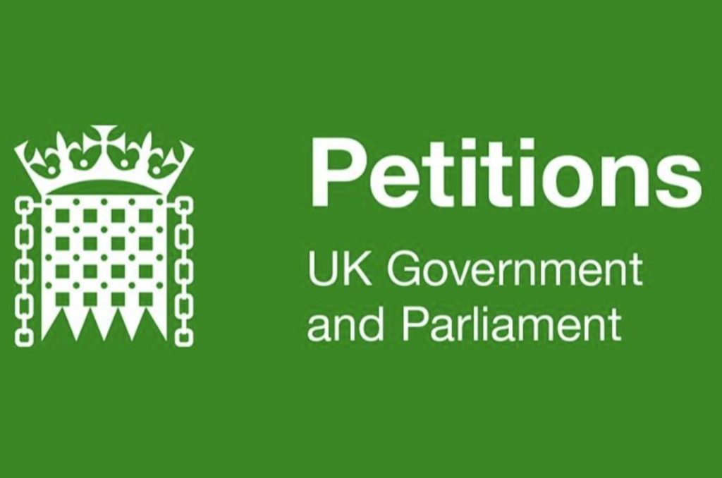 Petitions UK Government and Parliament